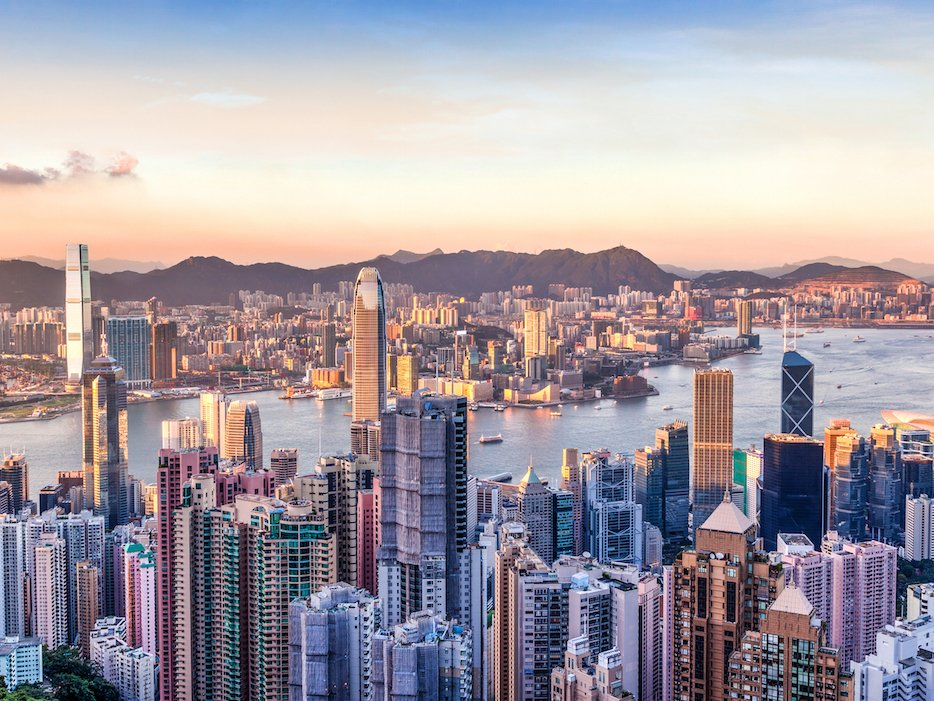 hong kong negara dengan hutang paling sikit di dunia