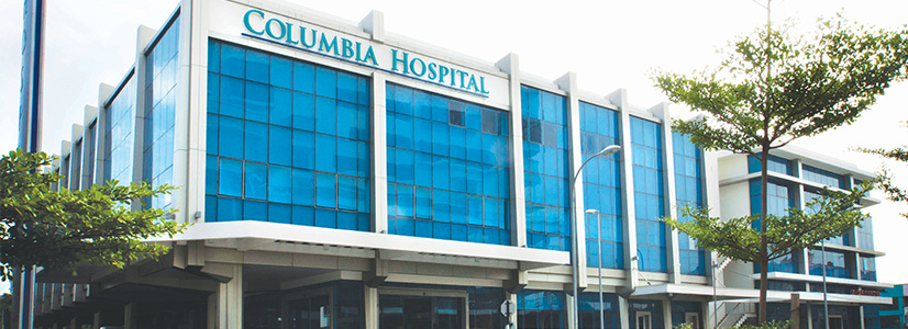 hospital columbia