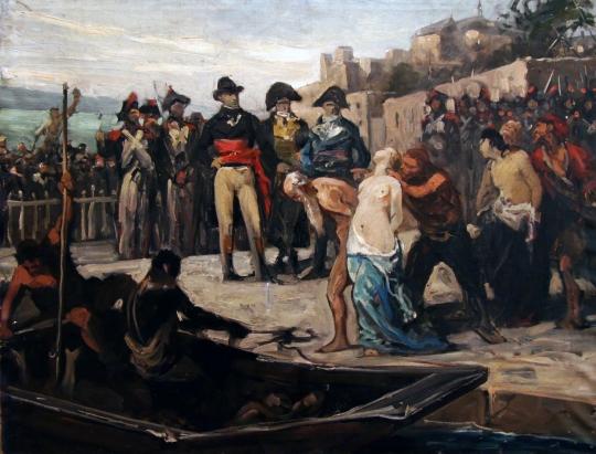 hukuman kejam diraikan sebagai pengantin bogel