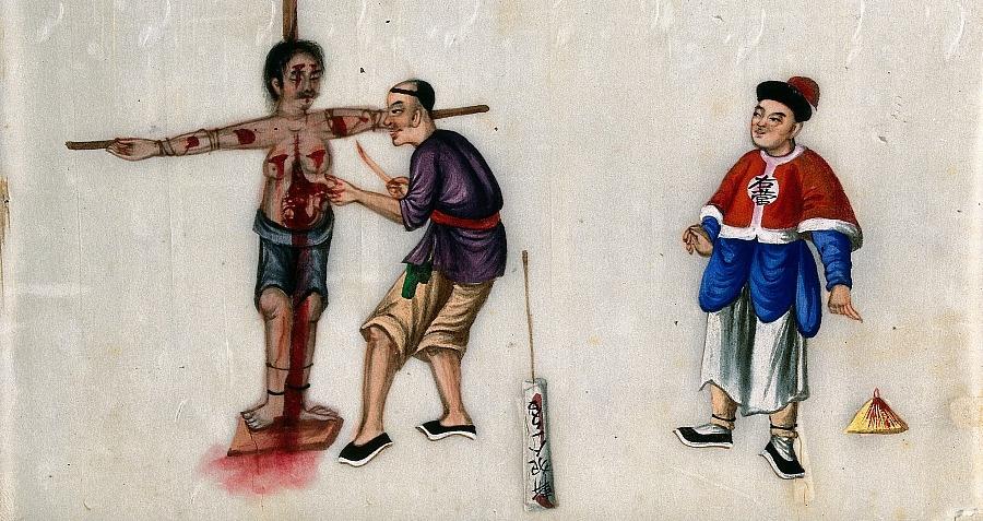 hukuman lingchi
