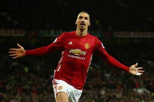 ibra is one of the best strikers