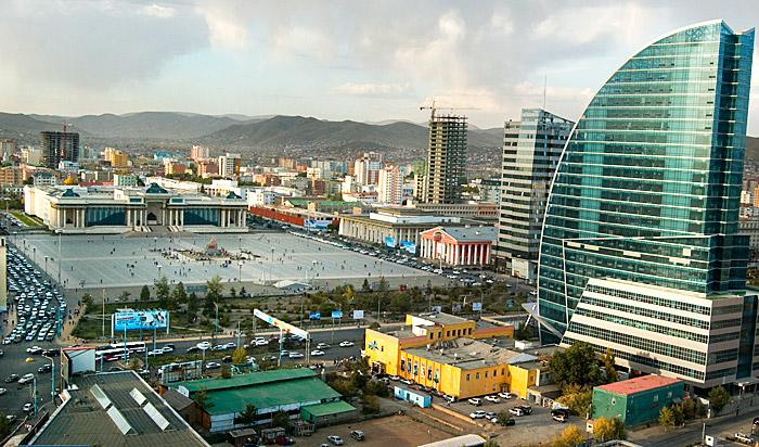 ibu negara mongolia ulaanbataar