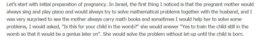 ibu yahudi bermain piano selesaikan masalah matematik debunk