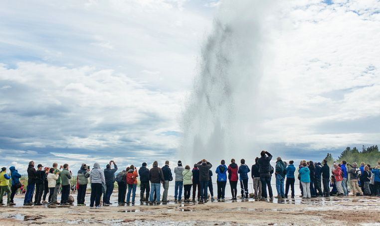 iceland destinasi pelancongan popular yang dirosakkan pelancong 2