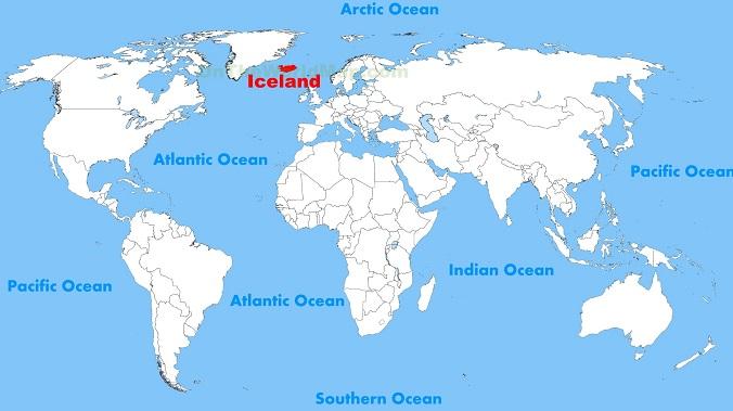 iceland negara paling selamat jika perang dunia ketiga meletus