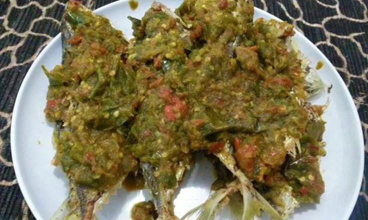 ikan ala balado sambal belacan