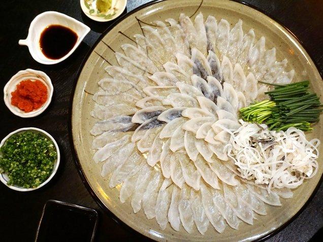 Ikan Buntal Fugu Harimau Antara Makanan Beracun Termahal Di