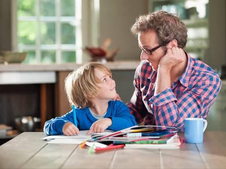 ikatan antara bapa dan anak adalah penting