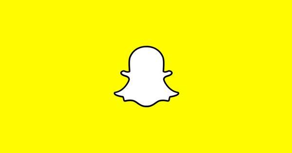 ikon aplikasi snapchat