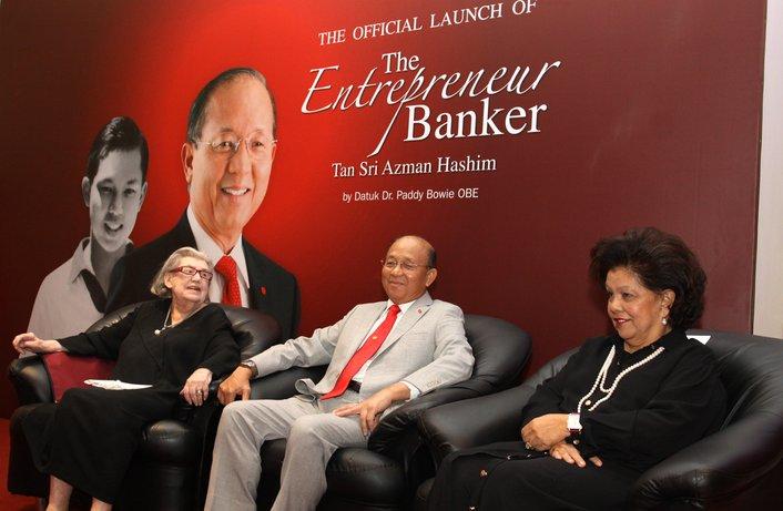 iluminasi azman hashim melayu malay entrepreneur usahawan berjaya