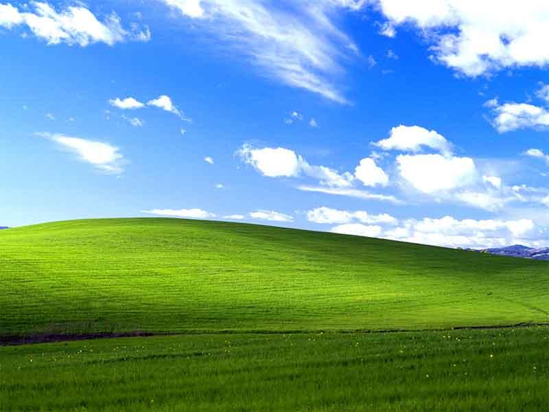 iluminasi bliss windows xp jurufoto windows komputer2