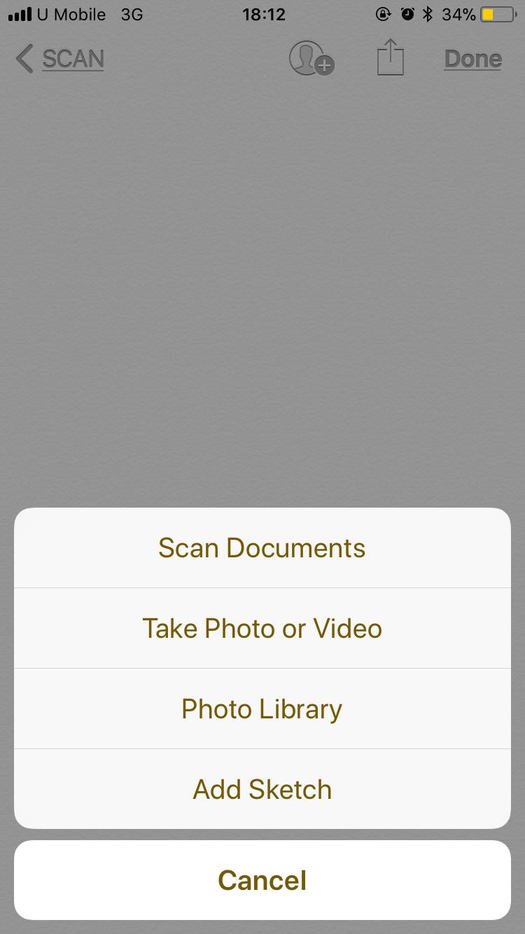 iluminasi contoh scan iphone