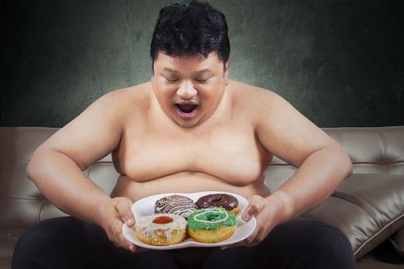 iluminasi diet senaman konsep