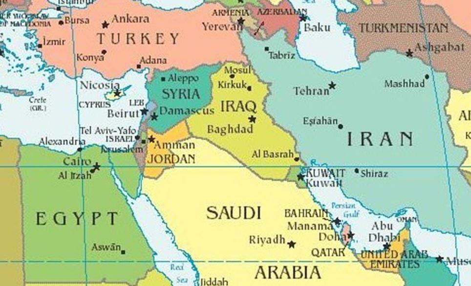 iluminasi hubungan qatar arab saudi3