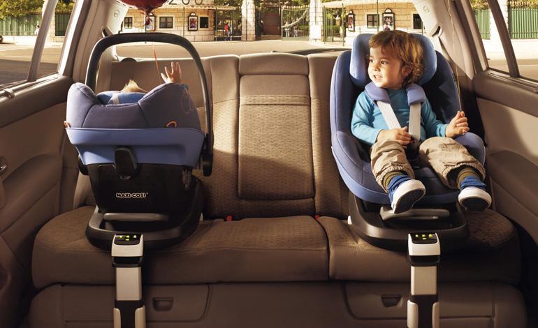 iluminasi kerusi bayi kanak carseat isofix kereta5