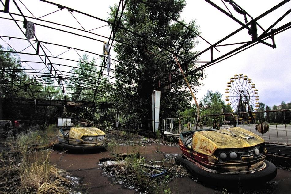 iluminasi pripyat bandar sunyi3