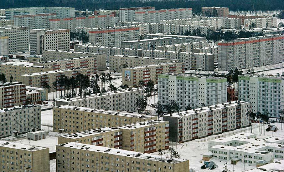 iluminasi pripyat bandar sunyi6