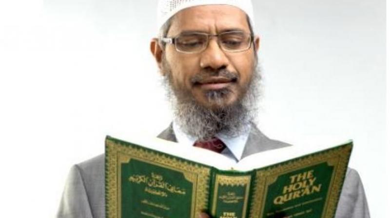 iluminasi zakir naik malaysia india dakwah islam