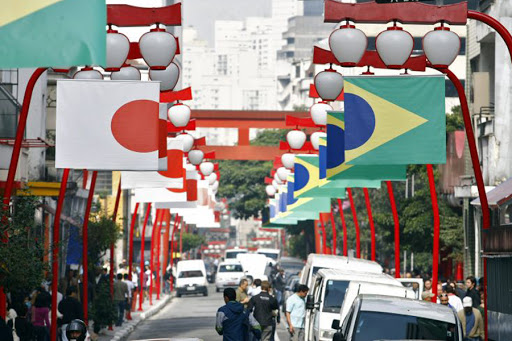 imigran jepun brazil