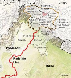 india dan pakistan sempadan negara paling bahaya di dunia 3