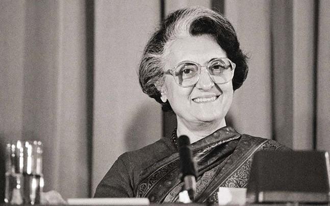 indira gandhi ahli politik popular yang mati dibunuh