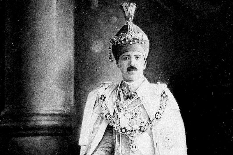 individu kaya osman ali khan