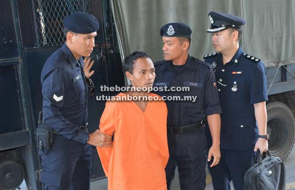 indonesia bunuh yusof kassim miri sarawak