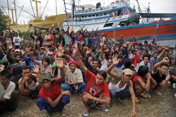 indonesia negara paling tinggi populasi perhambaan moden