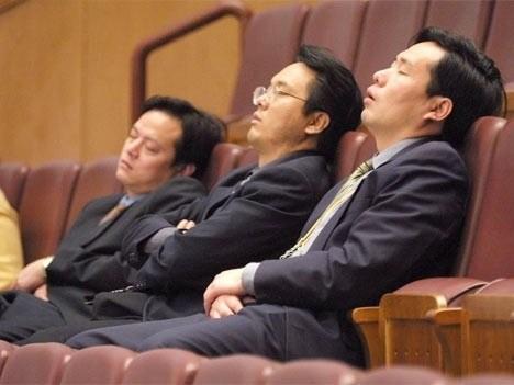 inemuri jepun tidur di ofis 313