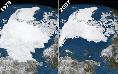 ini apa yang mungkin berlaku jika semua ais di bumi cair semalaman 0