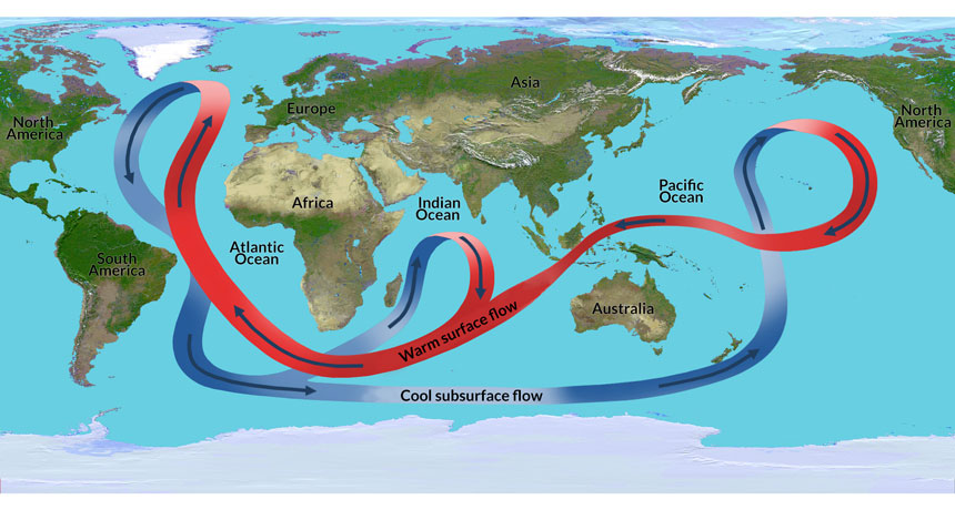 ini apa yang mungkin berlaku jika semua ais di bumi cair semalaman 1