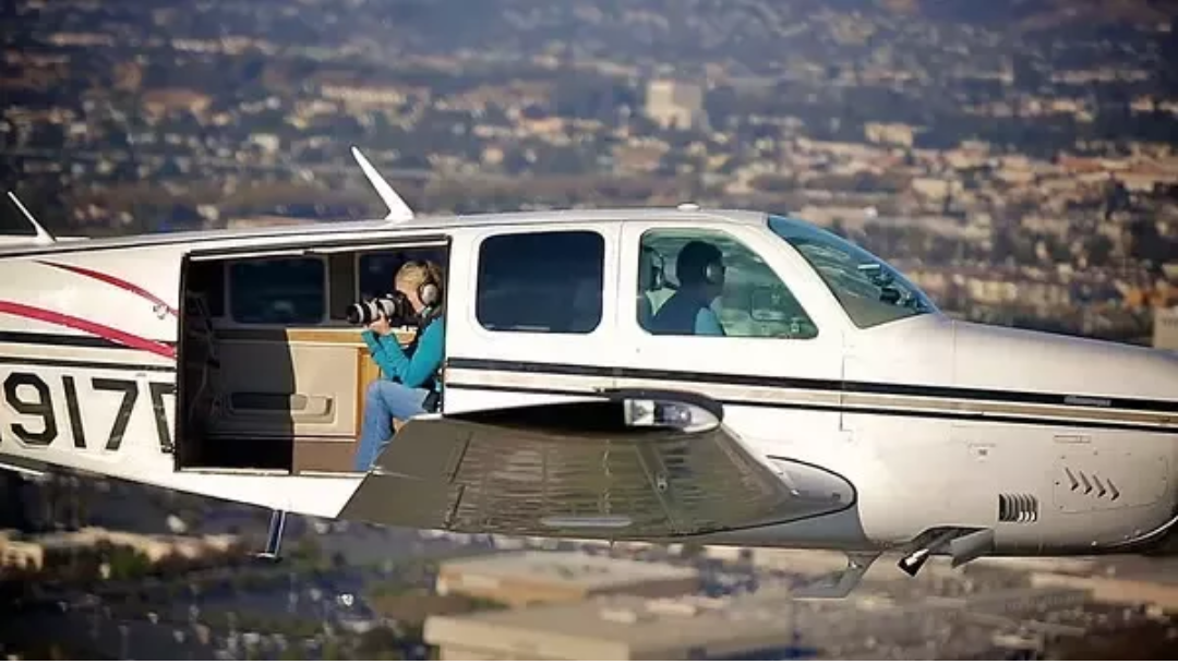 ini cara bagaimana gambar pesawat di udara diambil 5j770