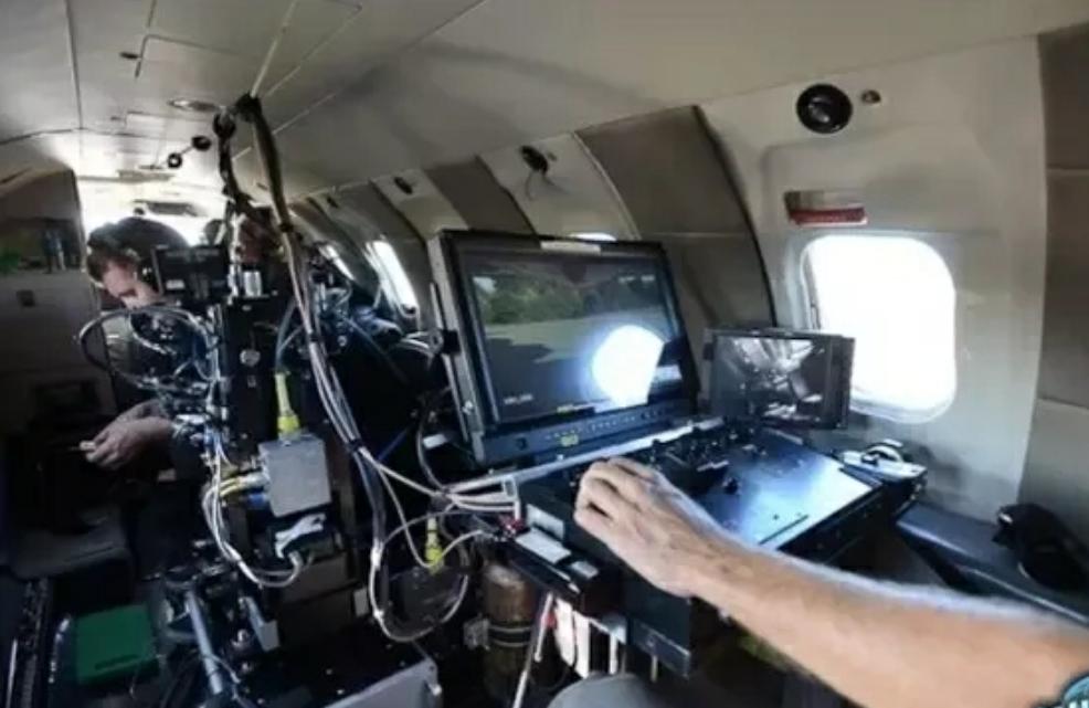 ini cara bagaimana gambar pesawat di udara diambil 5j799