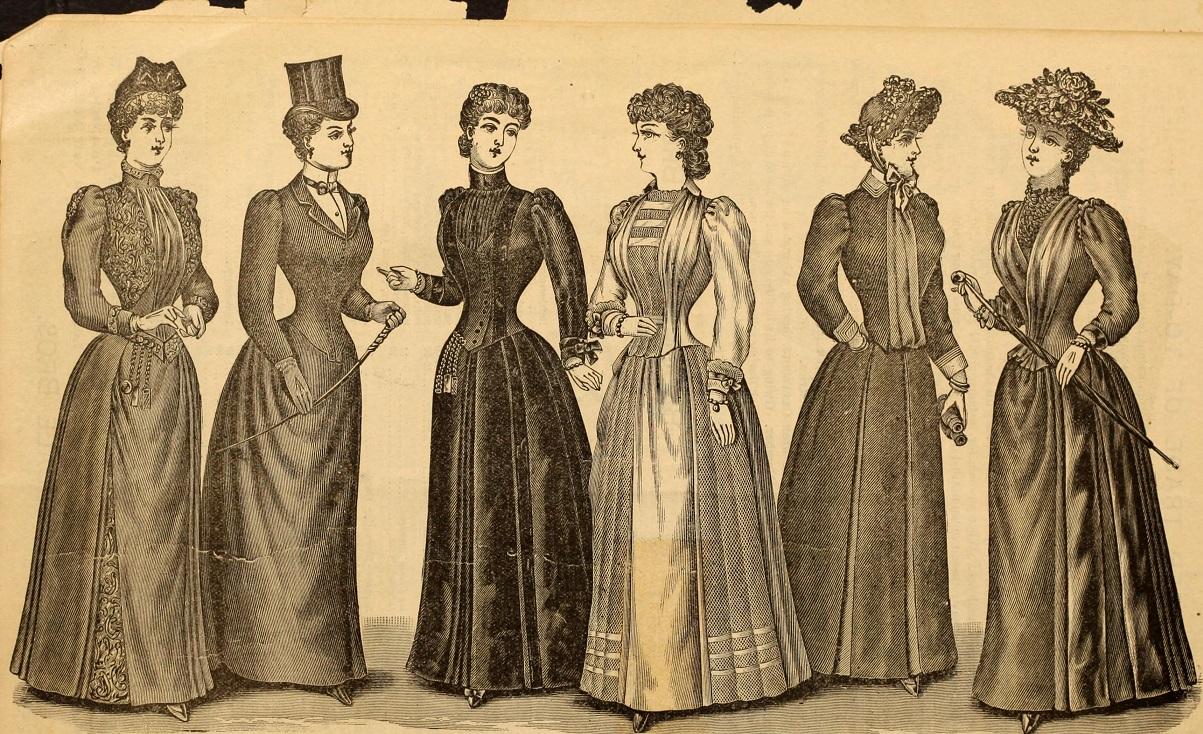 ini penjelasan mengapa pakaian wanita mempunyai butang di sebelah kiri 4 408