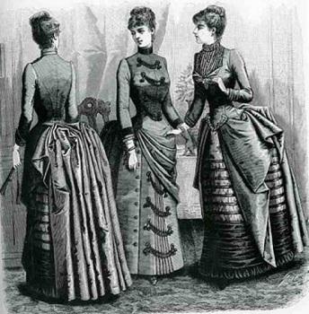 ini penjelasan mengapa pakaian wanita mempunyai butang di sebelah kiri 6