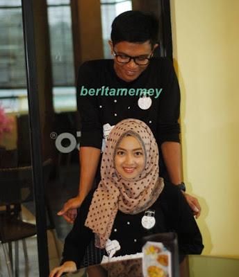 inilah foto wajah kekasih dzawin yang jelita rupawan 2