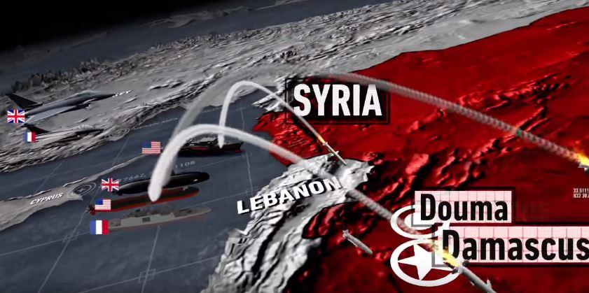 inilah senjata yang digunakan amerika syarikat perancis dan uk dalam serangan ke atas syria 0
