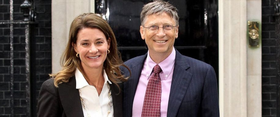 inilah wajah pasangan paling kaya di dunia yang telah menubuhkan yayasan bill melinda gates foundation