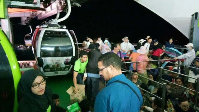 insiden skycab langkawi 1 126 penumpang kakitangan terkandas berjaya diselamatkan 2