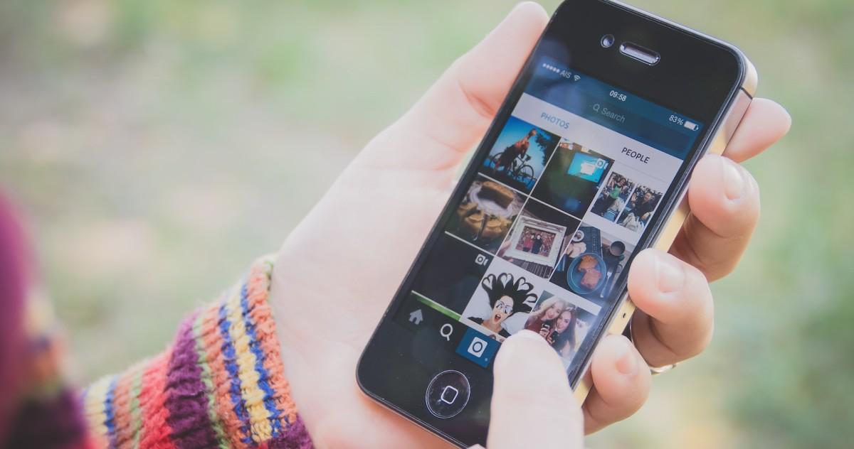 instagram fokus kepada perkongsian gambar