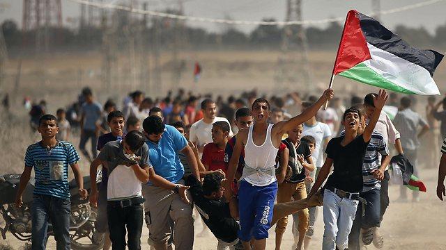 intifada kedua pada tahun 2000