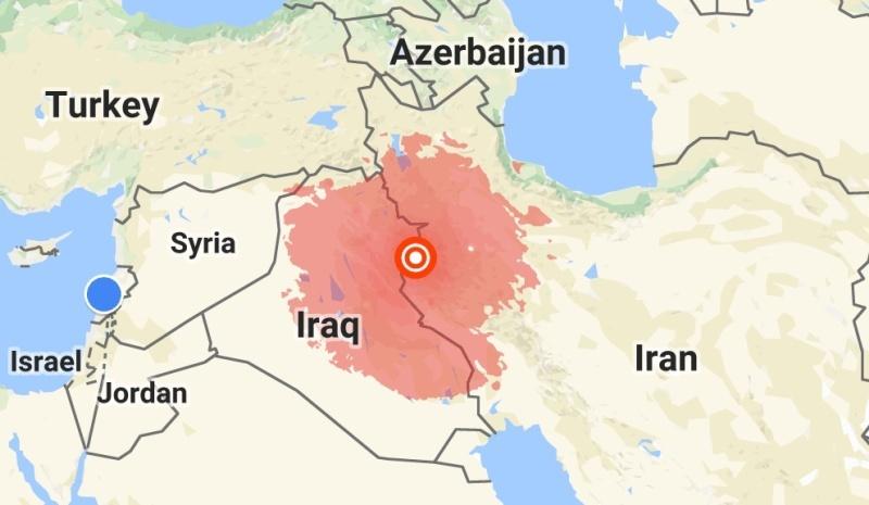 iran dan iraq sempadan negara paling bahaya di dunia 2