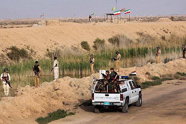 iran dan iraq sempadan negara paling bahaya di dunia