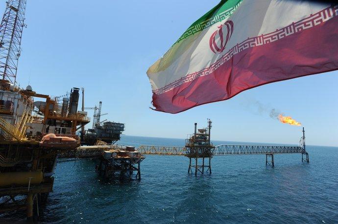 iran negera pengeluar minyak paling besar di dunia