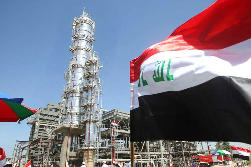 iraq negera pengeluar minyak paling besar di dunia