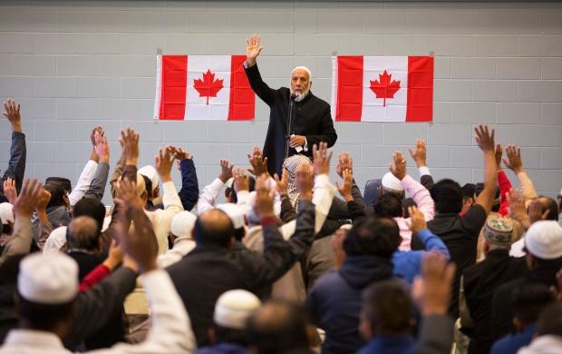 islam di kanada