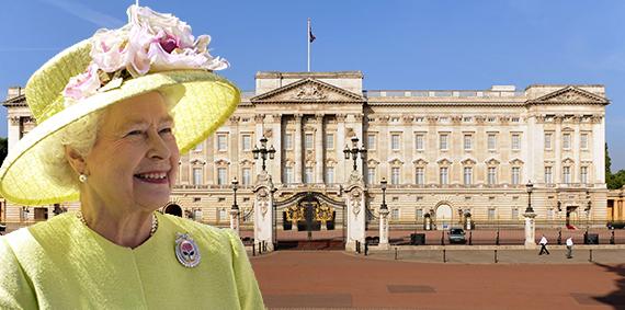 istana buckingham rumah dengan kawalan paling ketat di dunia