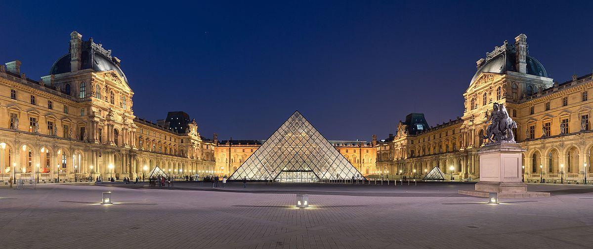 istana louvre istana paling besar di dunia
