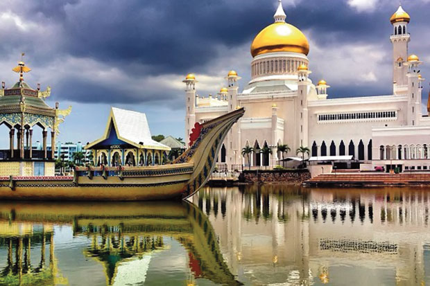 istana nurul iman istana paling besar di dunia