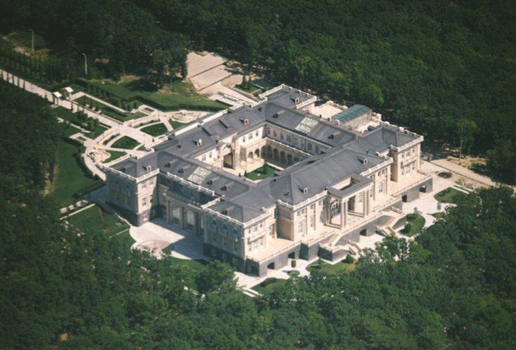 istana putin rusia vladimir putin
